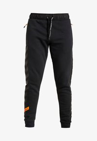 Superdry - COMBAT BOXER JOGGER - Tracksuit bottoms - black - 5