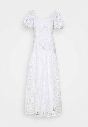 DRESS - Společenské šaty - white