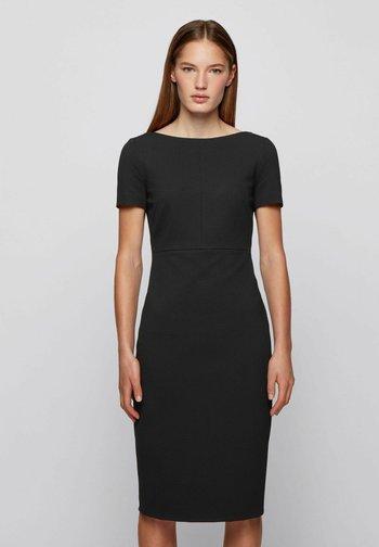 DALULA - Shift dress - black