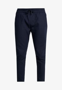 Only & Sons - ONSLINUS CROP  - Trousers - dress blues - 4