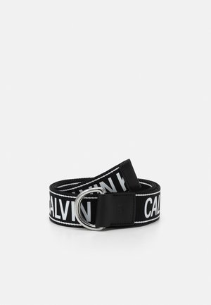 DOUBLE D RING TAPE  - Riem - black