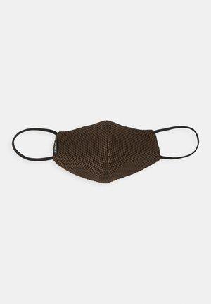 COMMUNITY MASK UNISEX - Community mask - brown
