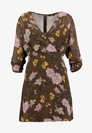 ONLMIMI SHORT DRESS - Day dress - beech