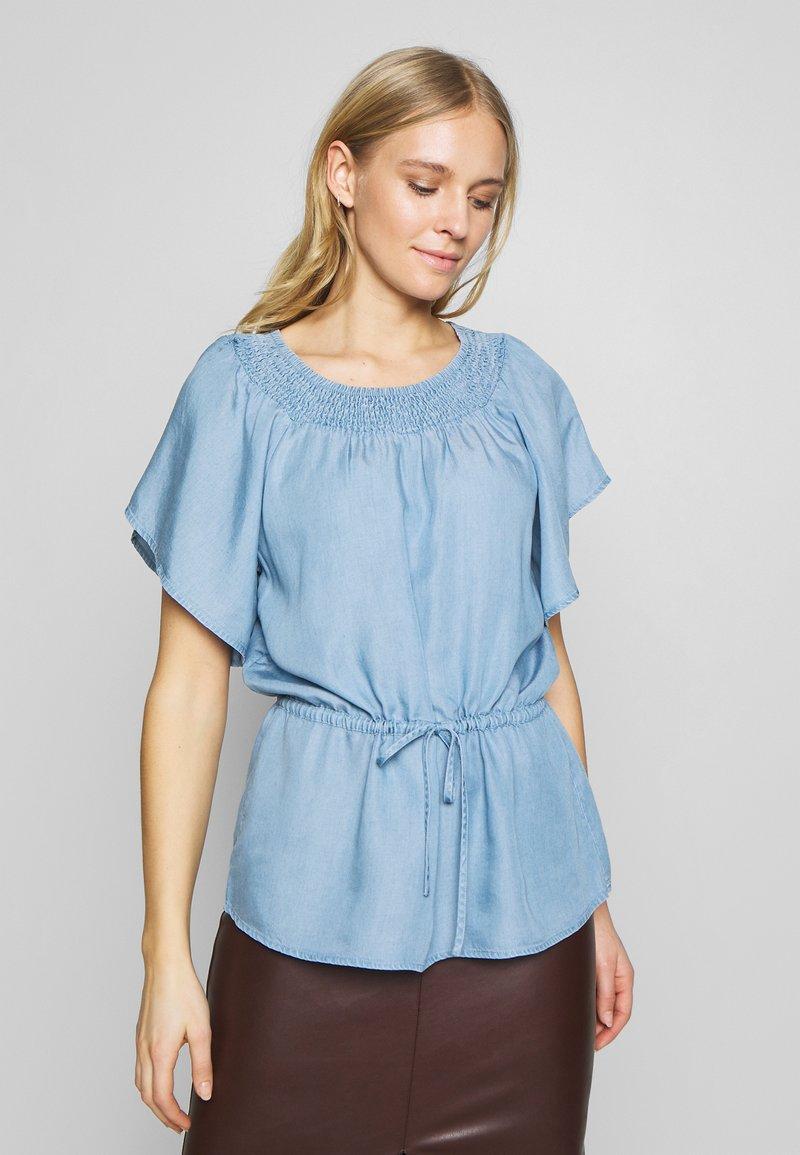 Soyaconcept - Blouse - light blue denim