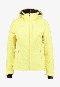 Phenix - MAIKO  - Ski jas - light yellow - 9