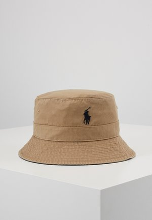 BUCKET HAT - Hat - boating khaki
