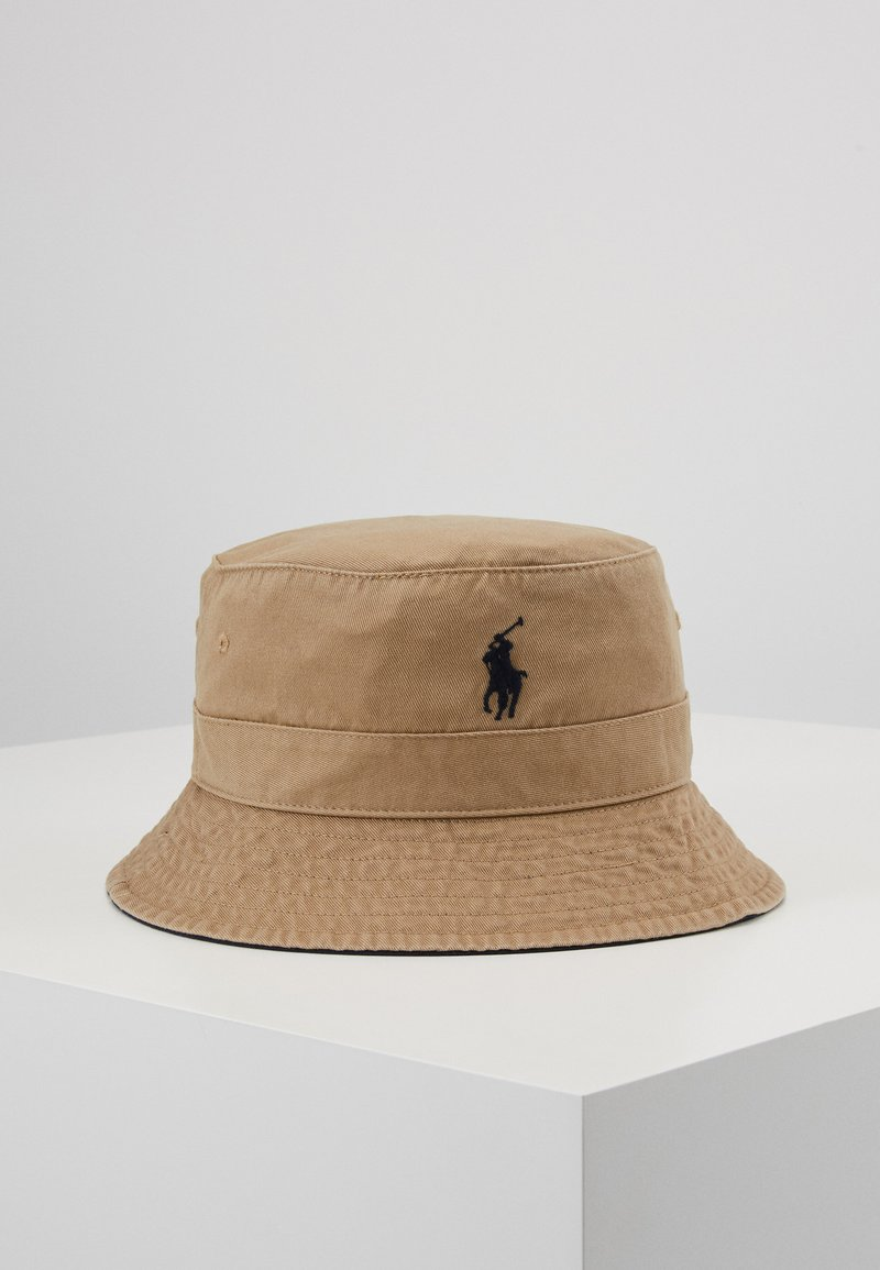 Polo Ralph Lauren - BUCKET HAT - Hat - boating khaki