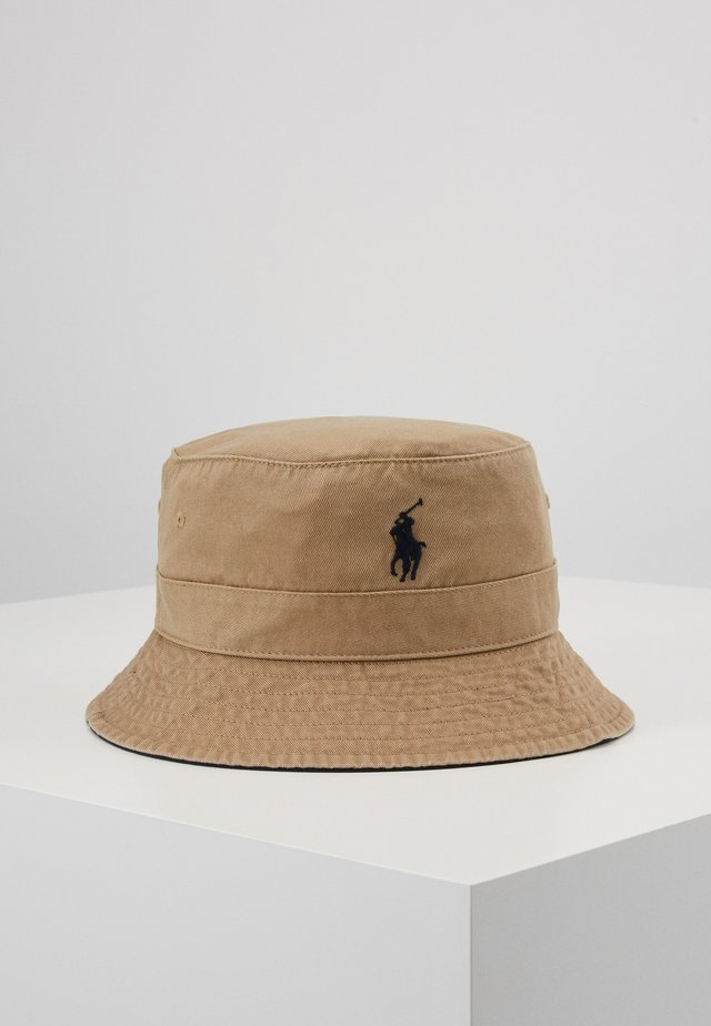 BUCKET HAT - Klobouk - boating khaki