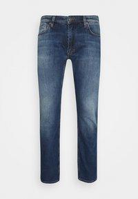 s.Oliver - HOSE LANG - Jeans Slim Fit - blue stret - 0