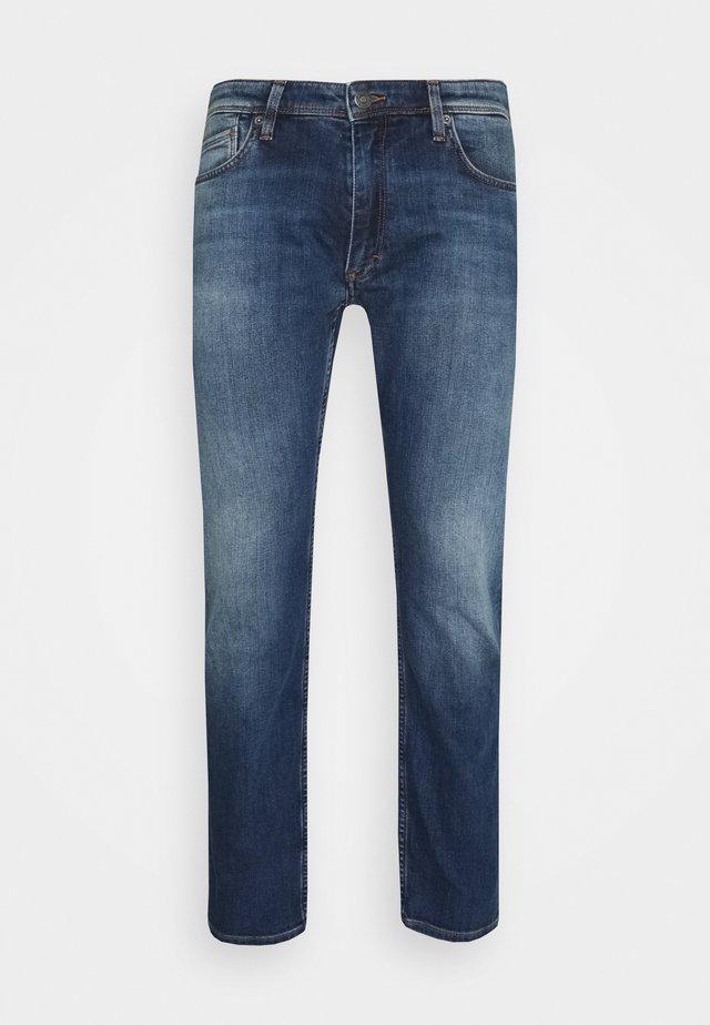 HOSE LANG - Slim fit jeans - blue stret