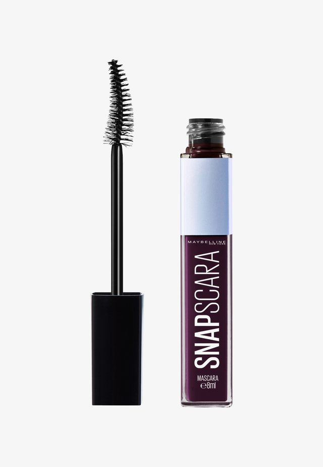 SNAPSCARA - Mascara - black cherry