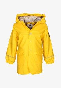 Schmuddelwedda - Waterproof jacket - yellow - 0