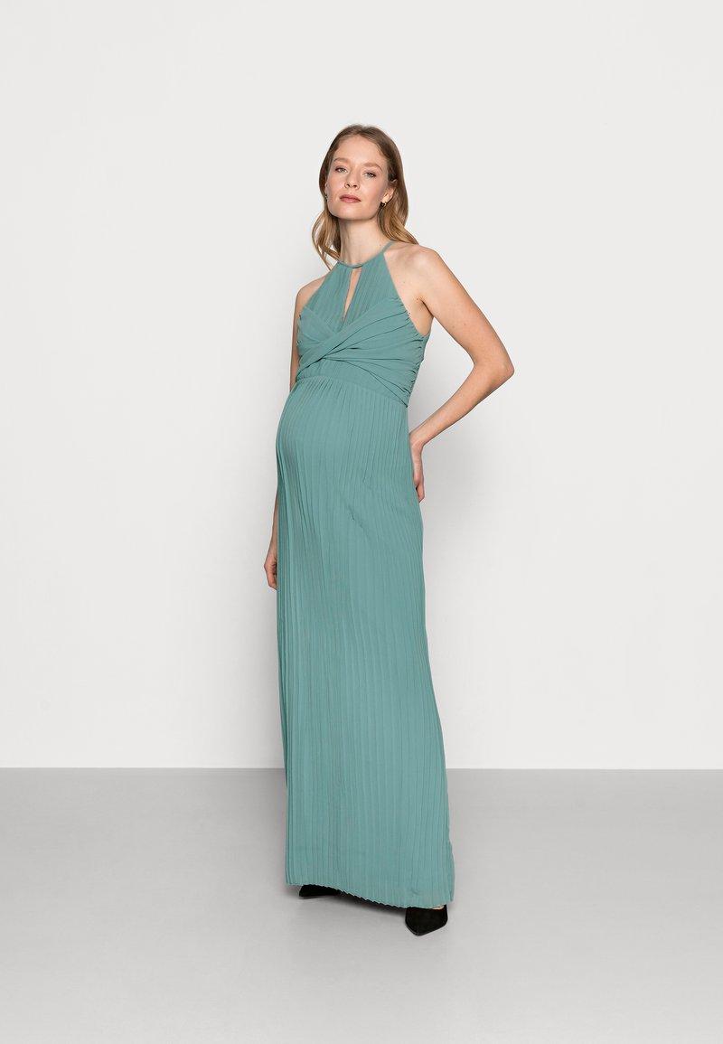 TFNC Maternity - SIDONY - Společenské šaty - native green