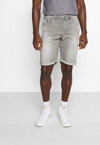 LTB - LANCE - Denim shorts - tyrone wash - 0