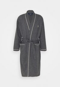Polo Ralph Lauren - LOOP BACK - Dressing gown - charcoal heather - 5