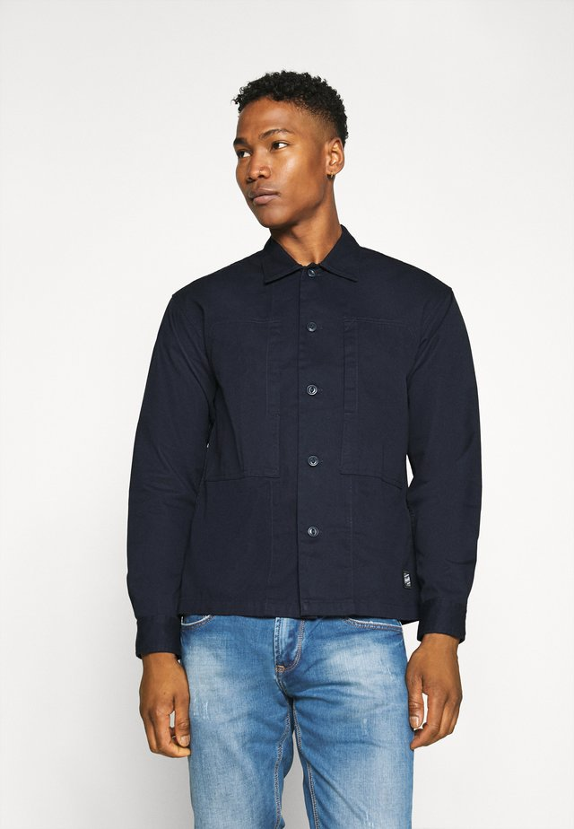 JORADRIAN - Shirt - navy blazer