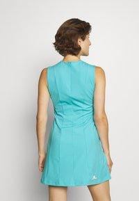 J.LINDEBERG - JASMIN GOLF DRESS - Sports dress - beach blue - 2