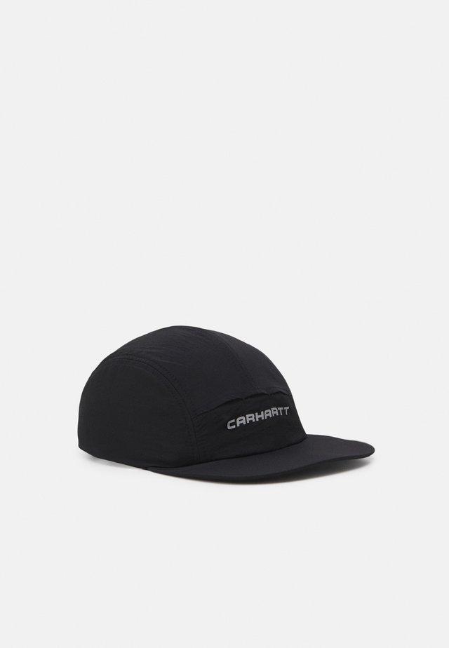 TERRA UNISEX - Cap - black