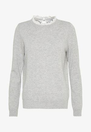 JDYCADDY  - Svetr - light grey melange