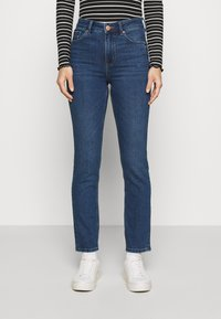 Marks & Spencer London - SLIM - Jeans slim fit - blue denim - 0