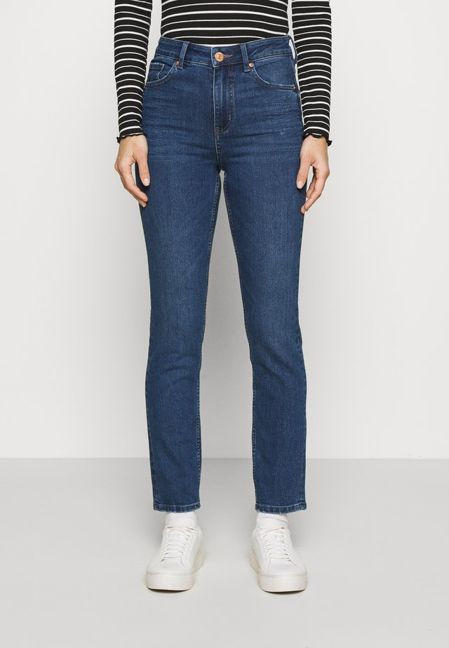 SLIM - Vaqueros slim fit - blue denim