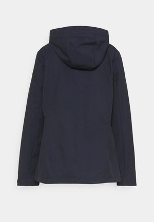 AVERSA - Soft shell jacket - dark blue