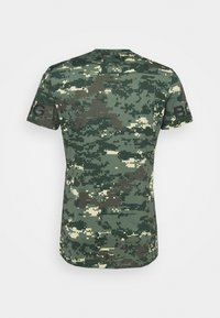 Björn Borg - TEE - Print T-shirt - duck green - 1