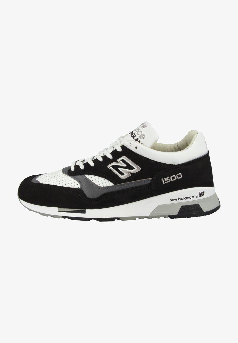 New Balance - Zapatillas - black/white