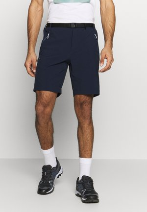 XERT STRSHORT - Sports shorts - navy