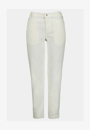 JULIA - Pantalon classique - schneeweiß
