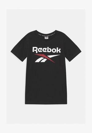 CLASSIC UNISEX - Camiseta estampada - black