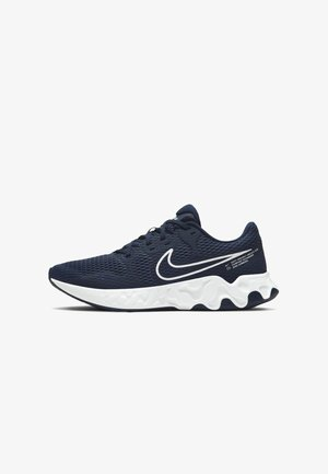 RENEW RIDE 2 - Neutral running shoes - obsidian midnight navy white