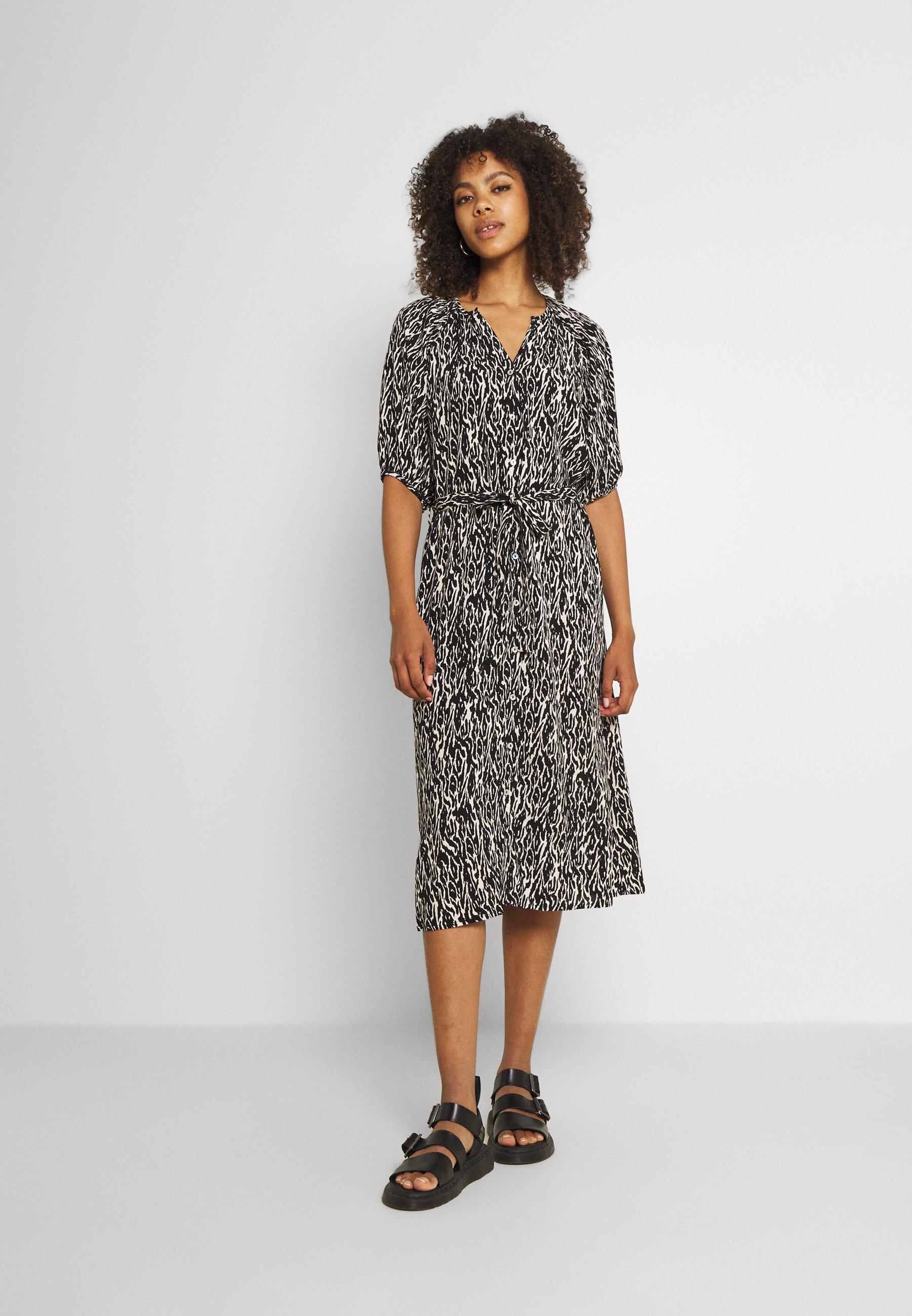 Mujer VMPILOU 2/4 CALF  DRESS - Vestido informal