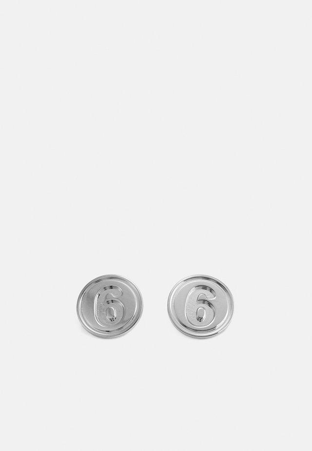 Earrings - palladium