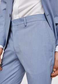 Selected Homme - Suit trousers - colony blue - 4