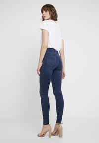 ONLY - ONLROYAL - Jeansy Skinny Fit - dark blue denim - 3
