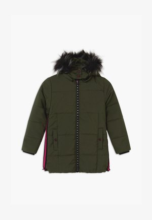 SMALL GIRLS - Winter coat - kaki