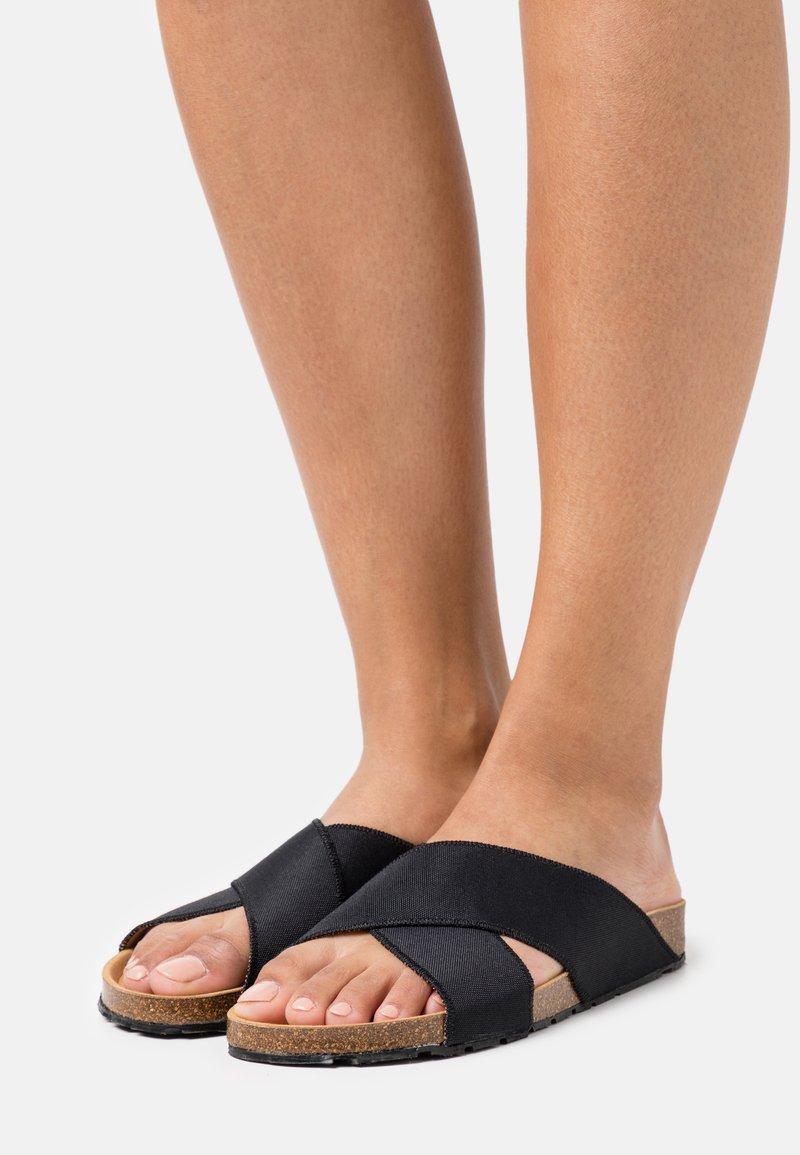 NAE Vegan Shoes - BALI VEGAN - Mules - black