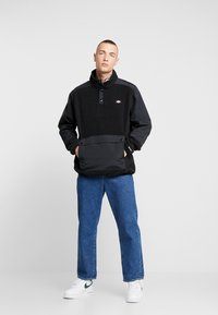 Dickies - DENNISTON - Sweat polaire - black - 1