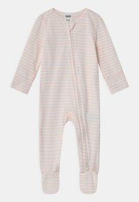 Cotton On - LONG SLEEVE ZIP 3 PACK - Sleep suit - maude/vanilla/crystal pink - 2