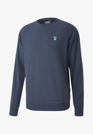 Sweater - dark denim