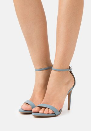 STECY - Sandals - slate blue
