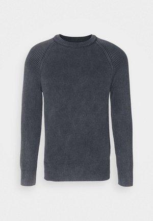 AARON - Pullover - grey