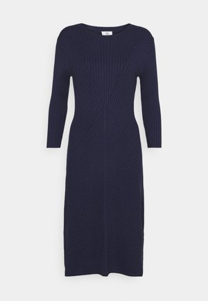 Jumper dress - peacoat