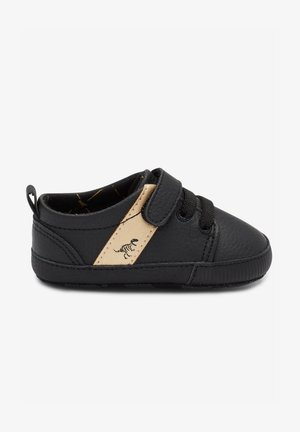 SINGLE STRAP PRAM - Sneakers laag - black/beige