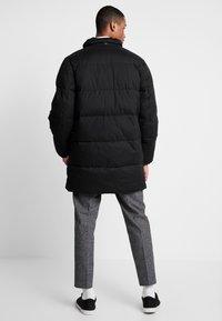 Calvin Klein - LONG LENGTH - Zimní kabát - black - 3