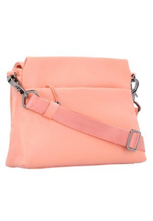 ATHENA  - Across body bag - coral