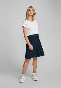 Nümph - NULILYPILLY  - A-line skirt - dark sapphire - 1
