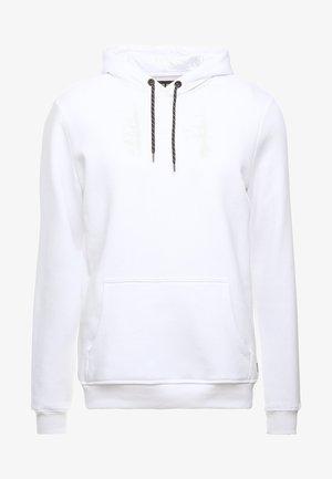 KIMAR HOOD - Luvtröja - off white