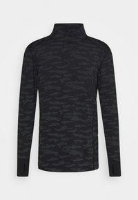 Endurance - ARTY REFLECTIVE MIDLAYER - T-shirt sportiva - black - 5